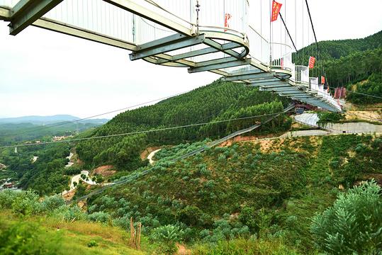 青岚怪臼谷国家地质公园旅游景点图片