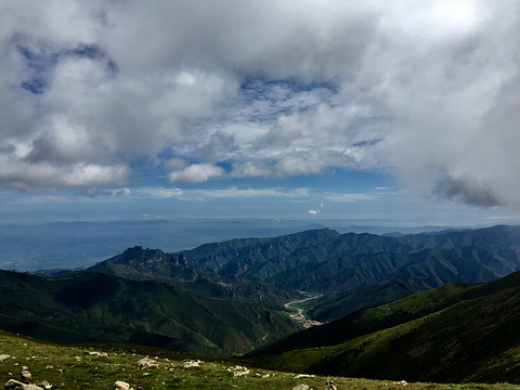 北台叶斗峰旅游景点图片