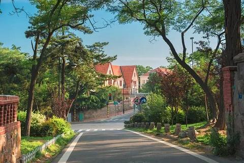 青岛旅游景点图片