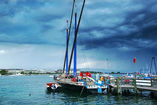 日内瓦湖旅游景点图片