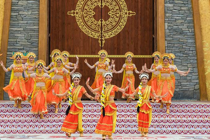 婆罗多之舞图片