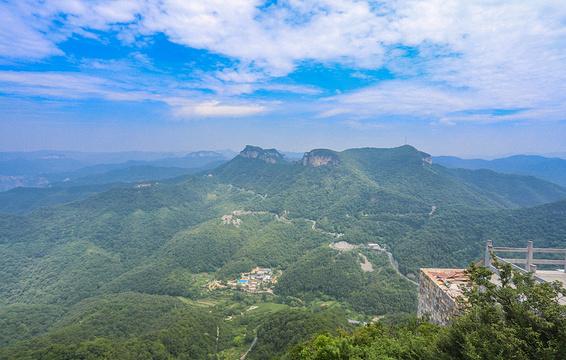 茱萸峰旅游景点图片