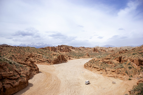 温宿托木尔大峡谷