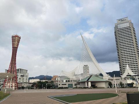 神户海洋博物馆旅游景点图片