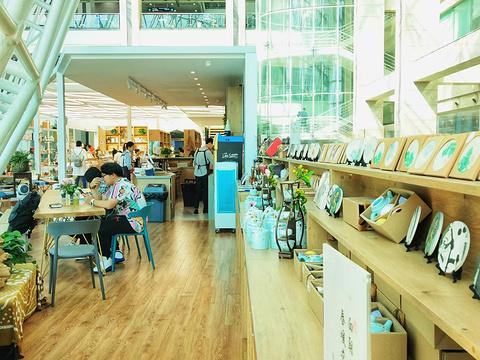 南京图书馆旅游景点图片