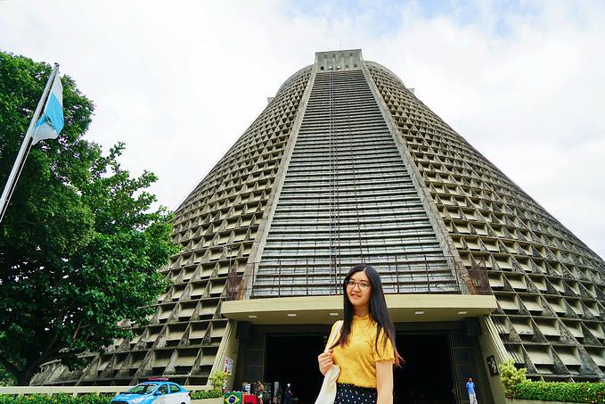 天梯教堂 Rio de Janeiro Cathedral图片