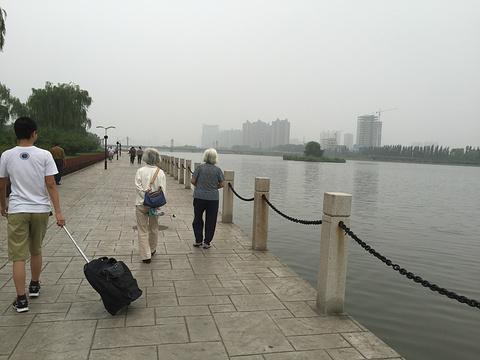 汾河公园旅游景点攻略图