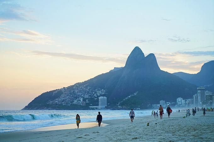 到达酒店Sofitel Rio de Janeiro Ipane图片