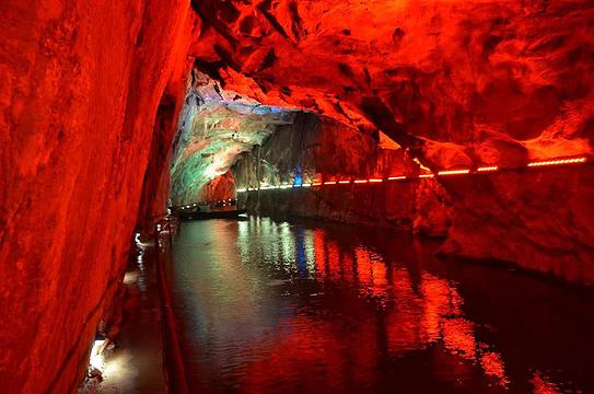 龙硿洞旅游景点图片