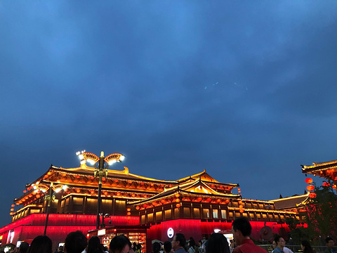 大唐不夜城旅游景点图片