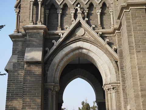 吉林天主教堂旅游景点图片