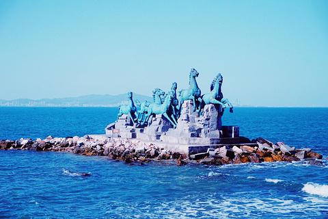 养马岛旅游景点攻略图