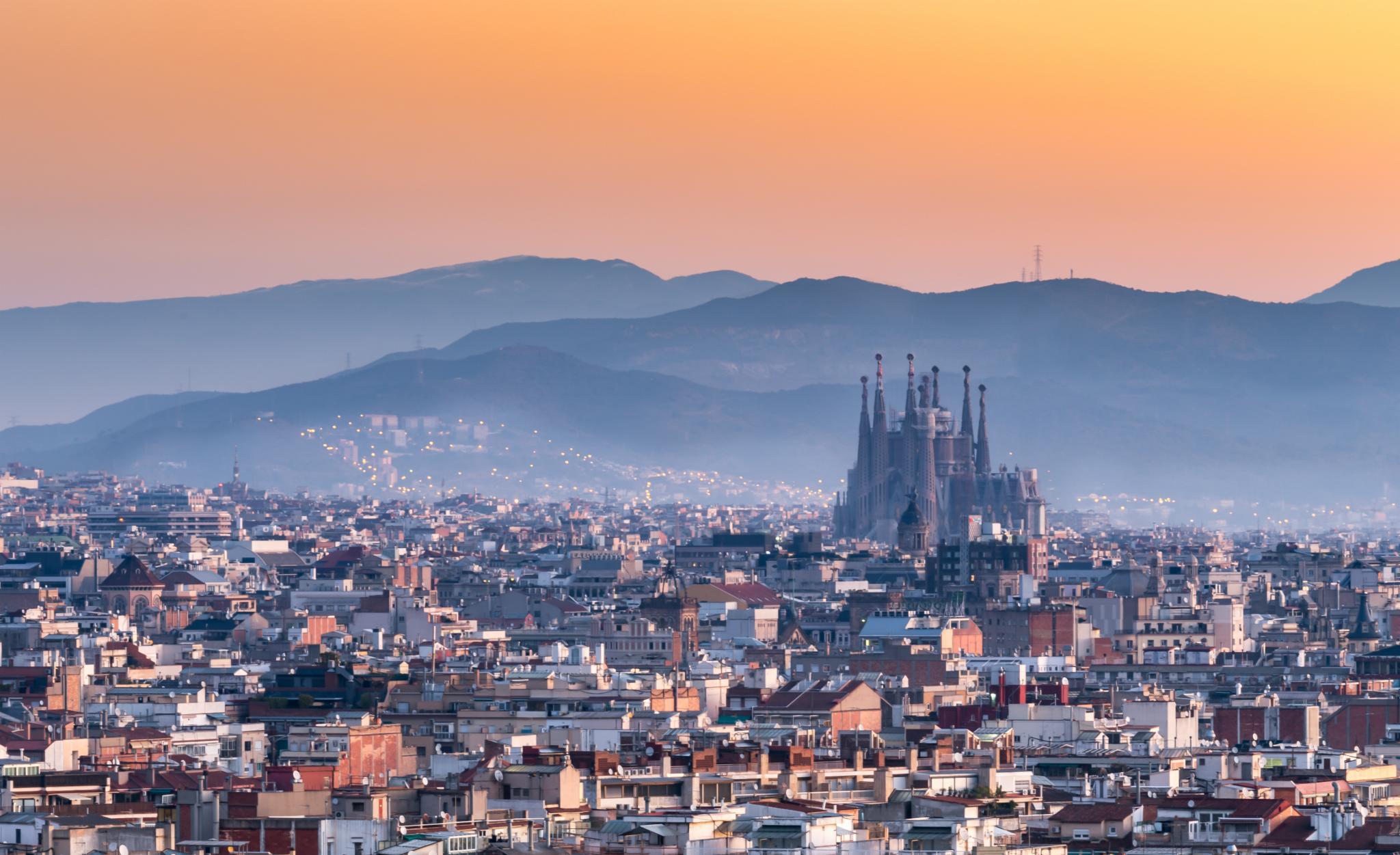 『西班牙最强艺术指南』巴塞罗那&塞维利亚&格拉纳达