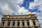 巴黎歌剧院广场