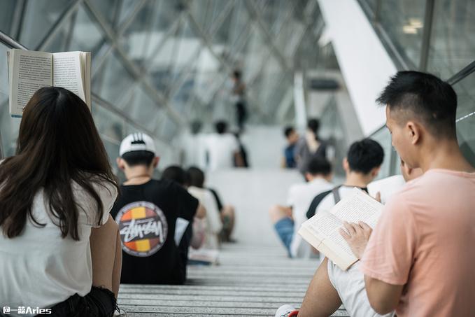 深圳图书馆图片