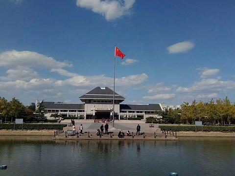 周恩来邓颖超纪念馆旅游景点图片