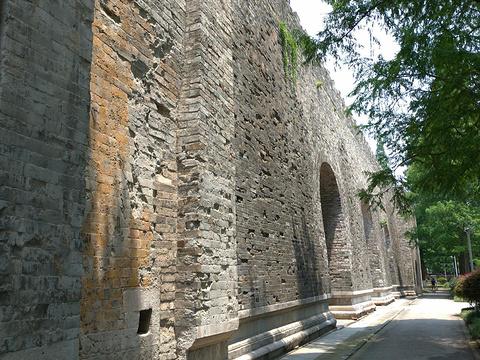 南京明故宫遗址公园旅游景点图片