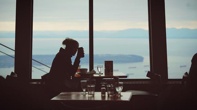温哥华市中心旅游景点图片