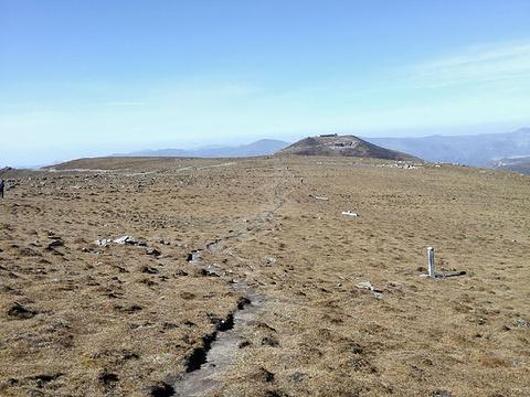 西台挂月峰旅游景点图片