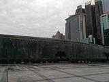 东站广场水景瀑布
