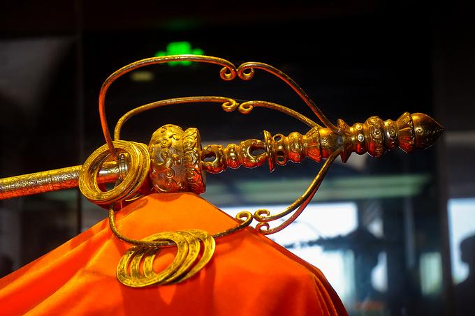 扶风法门寺图片