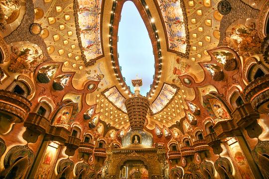 佛顶寺旅游景点图片