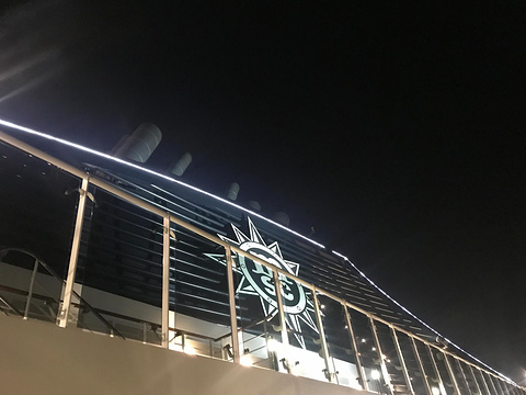 吴淞口国际邮轮码头旅游景点图片