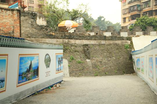肇庆古城墙(宋城一路)旅游景点图片