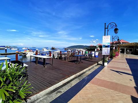 沙比岛旅游景点攻略图