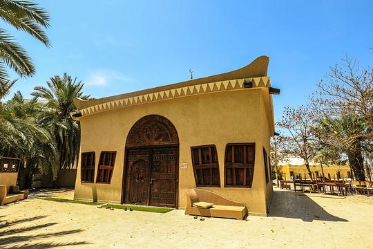 阿布扎比民俗村旅游景点图片