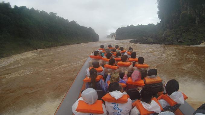 Macuco Safari Boat Tour图片