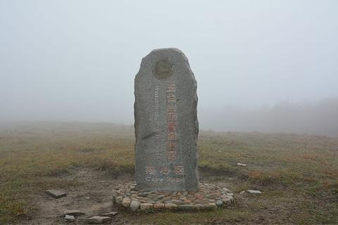 南台锦绣峰旅游景点攻略图