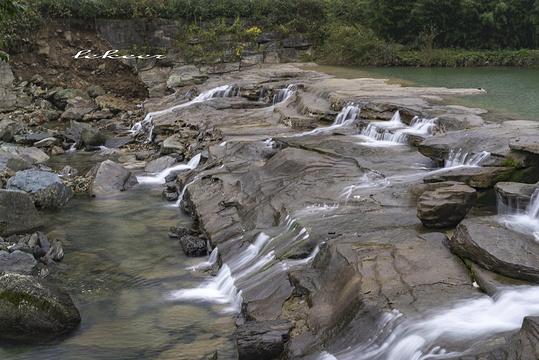 阳坝梅园沟旅游景点图片