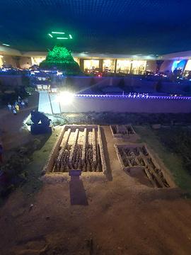 秦陵地宫展览馆旅游景点攻略图