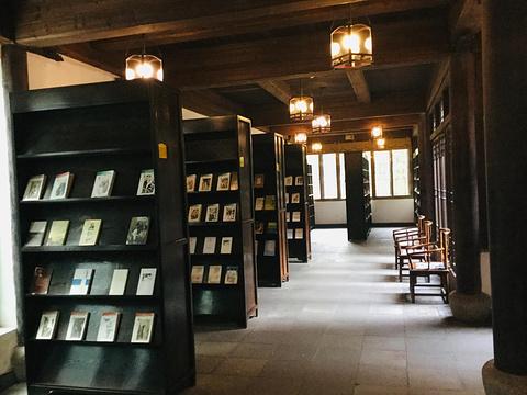昭明太子读书处旅游景点图片