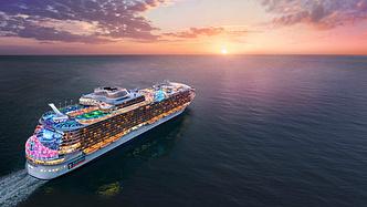 海洋光谱号尽兴归来,翘首期盼下一个巨作——绿洲系新船