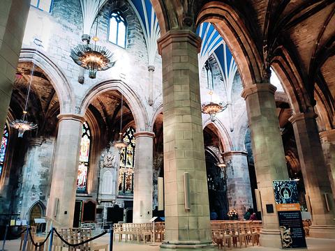 圣吉尔斯大教堂旅游景点图片