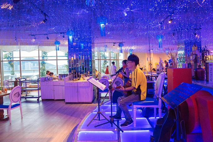 大悦洋海鲜自助料理餐厅(大东海店)图片