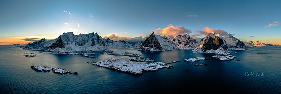 冬季北极圈北欧大环线自驾极光大纪行  首创自驾线路