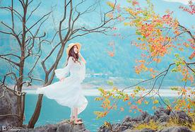 秋天的微风吹过脸庞,千岛湖的这份美景请收好