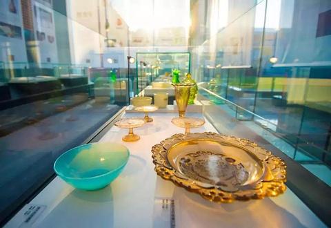 晶世界玻璃艺术馆的图片