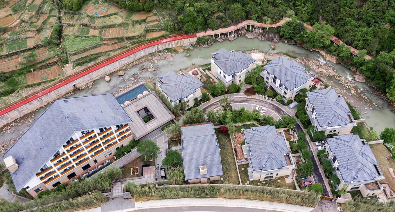 磐安云上花溪度假酒店图片