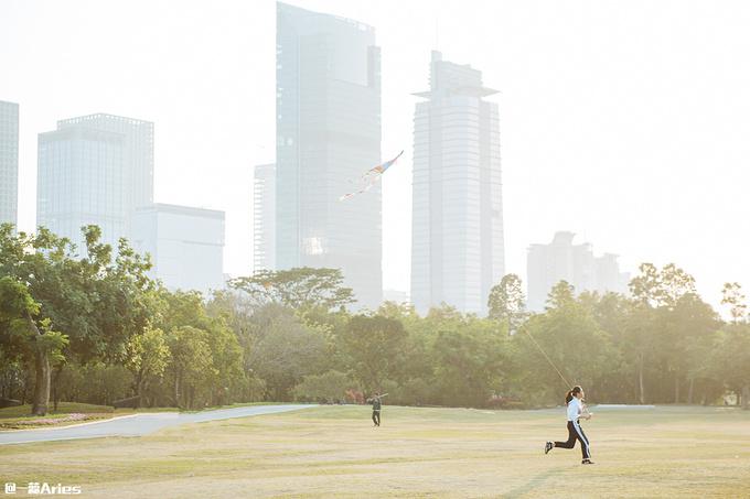 深圳上下沙图片