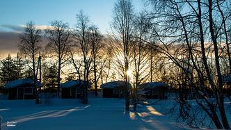 【流浪地球LX139】2020年春节北欧追寻极光荷兰芬兰瑞典爱沙尼亚13日