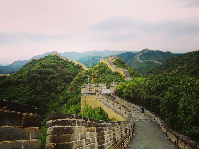 故宫博物院、景山公园、老舍故居、八达岭长城、大裤衩、三里屯图片