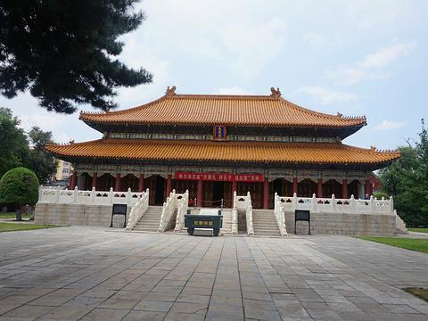 哈尔滨文庙旅游景点图片