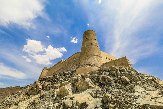 巴赫拉城堡旅游景点图片