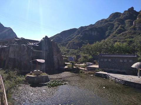 北京七渡花果山旅游景点攻略图