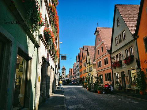 海德堡老城区旅游景点图片