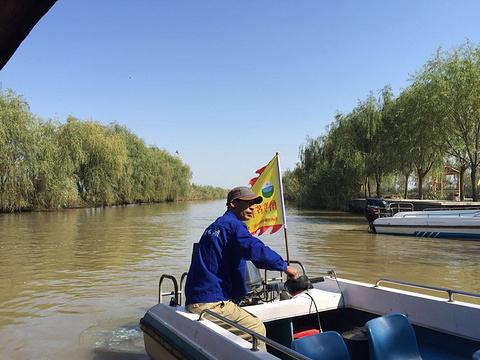 高邮湖芦苇荡湿地公园旅游景点攻略图